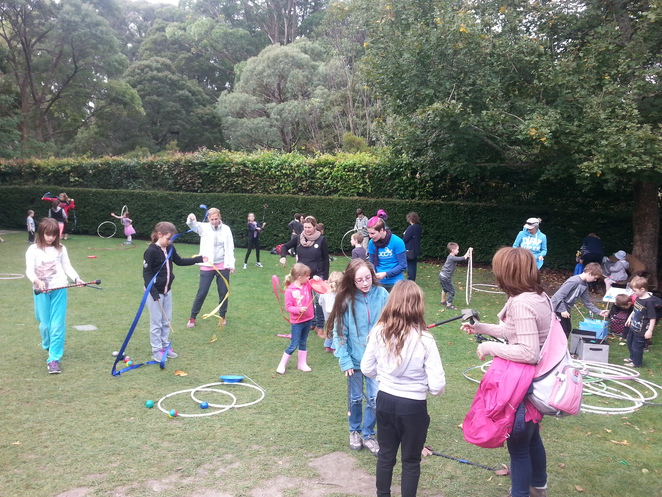School Holiday Fun at Sky High Mt Dandenong