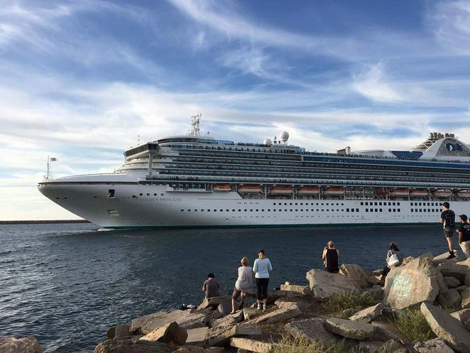 Silver Shadow, Golden Princess, outer harbour, Adelaide, Melbourne, bali, freemantle, Albany, Singapore, new Zealand, tauranga, Auckland, suites, pool, spa, cruising