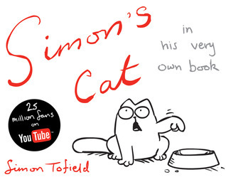 simon's cat, books about cats, books for cat lovers