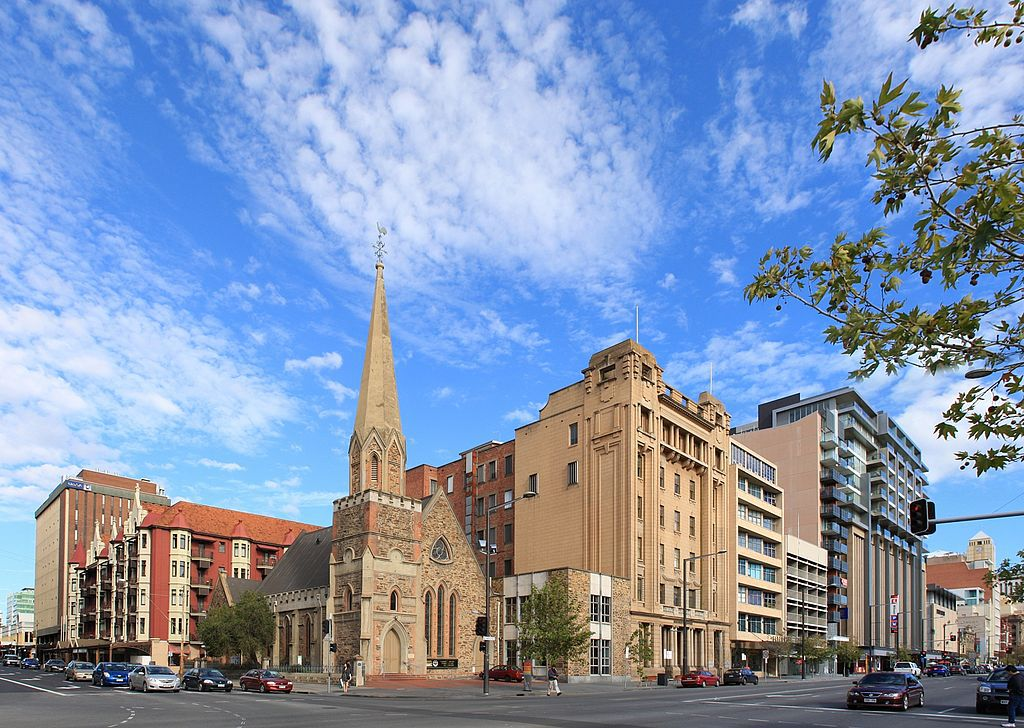 100 reasons why south australia is the best state adelaide for Architects south australia