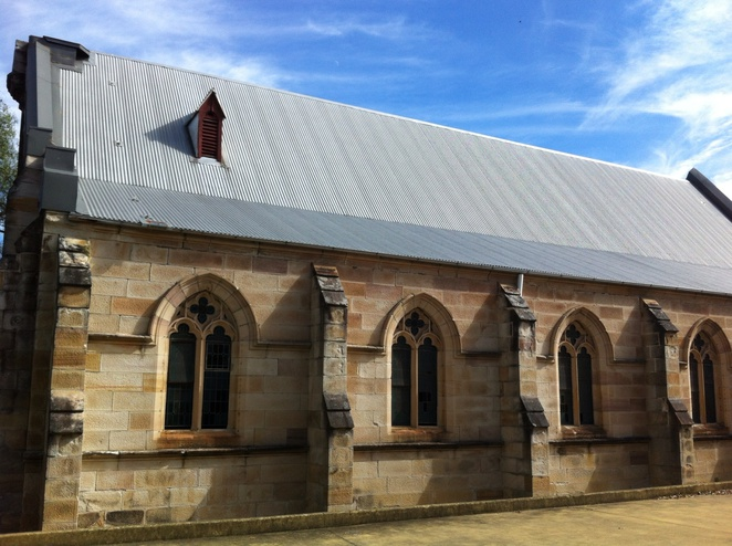 St Mary's Church, Balmain
