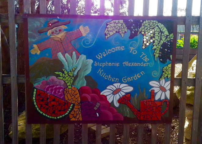 Surfside Primary School, Stephanie Alexander Kitchen Garden Program