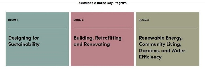 Sustainable House Day Program