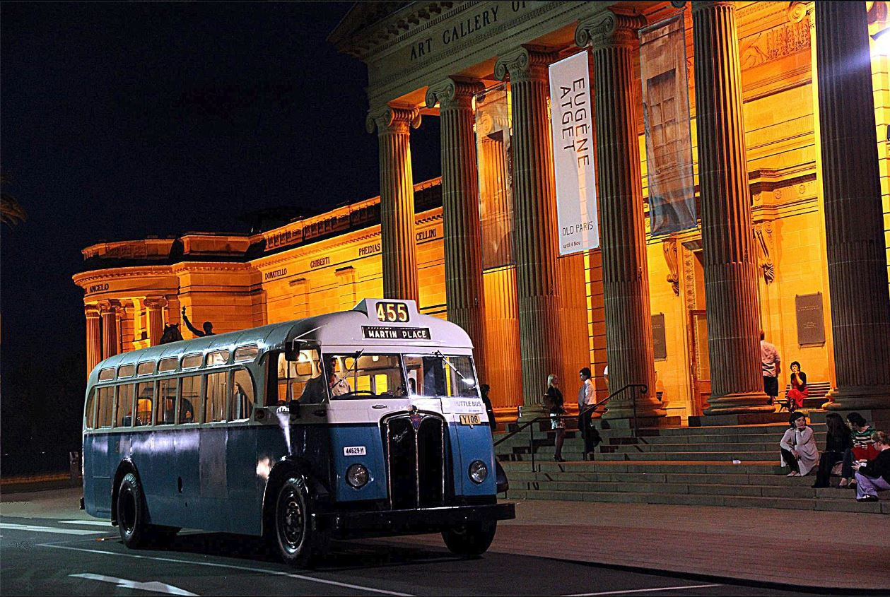 how to get to sydney museum
