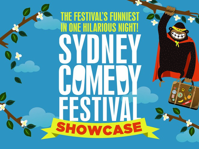 Sydney Comedy Festival, Comedy Showcase, Grafton, NSW, Saraton Theatre, Comedians, Young Comedians, Girls Night Out
