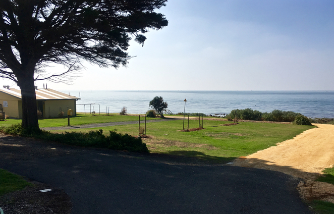 Taylor Reserve, Indented Head, Ozone, Shipwreck, camping, picnic spots, bellarine, geelong, playground, beach, beach access,
