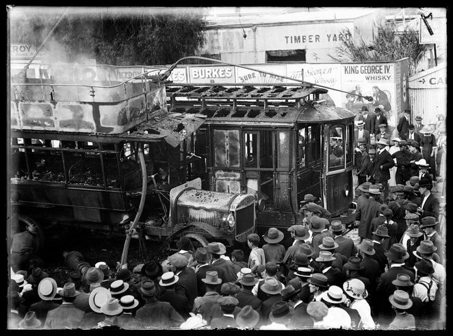 terrible tales of unley, terrible tales, unley, city of unley, fun things to do, unley museum, tram accident