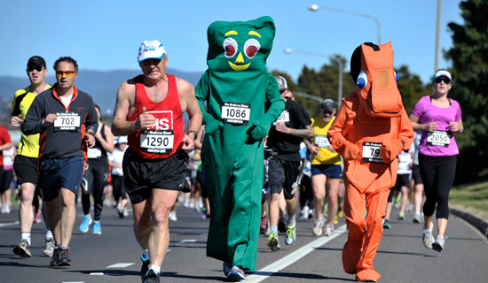 Canberra Times Fun Run 2013