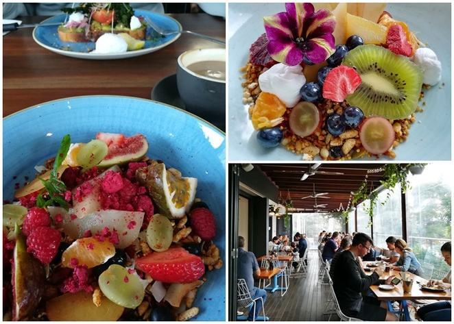 the little nel, port stephens, nelson bay, healthy cafes, breakfast, acai bowls, muesli, NSW, lunch, mothers day cafes, best breakfast in nelson bay, best coffee in nelson bay,
