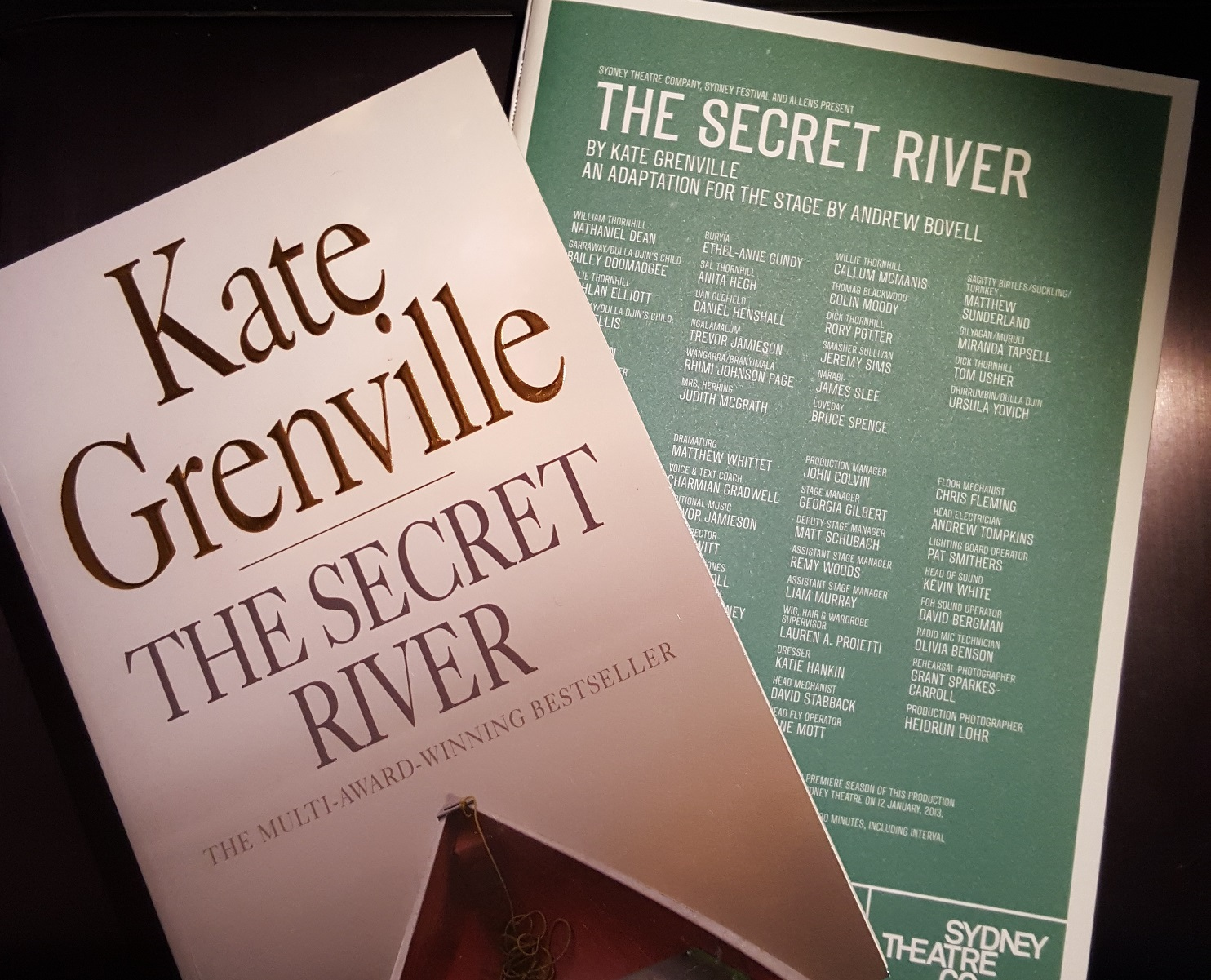 review the secret river by kate Read review the natural way of things charlotte wood $2999 buy now secret river kate grenville $2299 buy now finding stock availability pachinko min.
