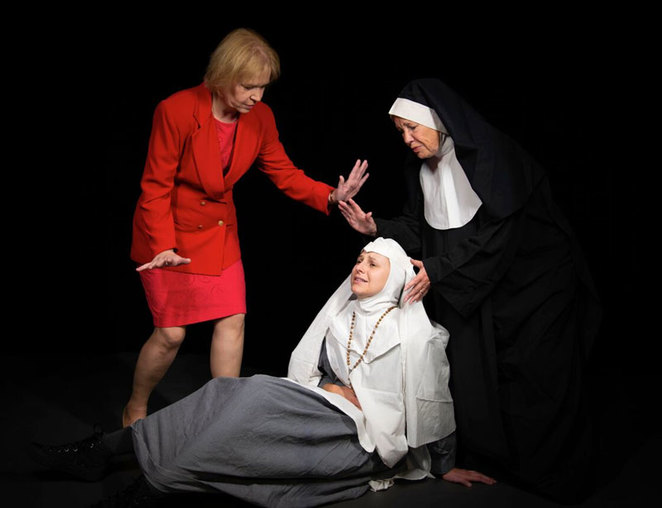 Theatre; Agnes of God; Nambour; Sunshine Coast; drama; whodunit; thriller