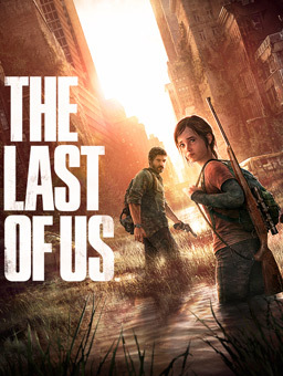 The Last of Us game cover