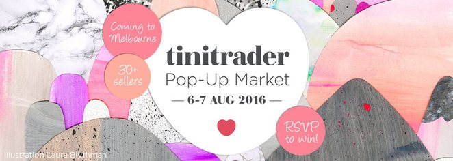 TiniTrader Pop-Up Market