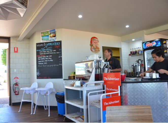 Whyalla Beach Cafe, Whyalla, South Australia