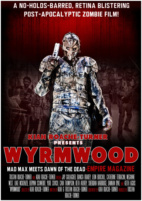 wyrmwood, road of the dead, film review, movie review, australian movie, zombie movie