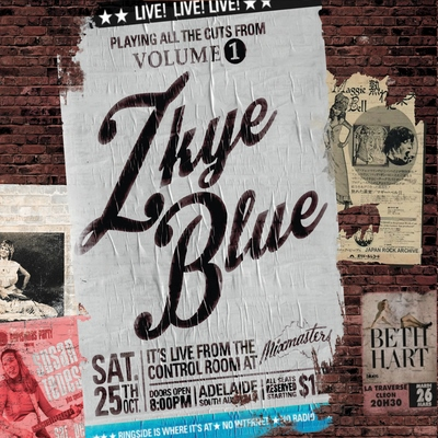 Zkye Blue Live at Mixmasters Volume 1 - Album Review