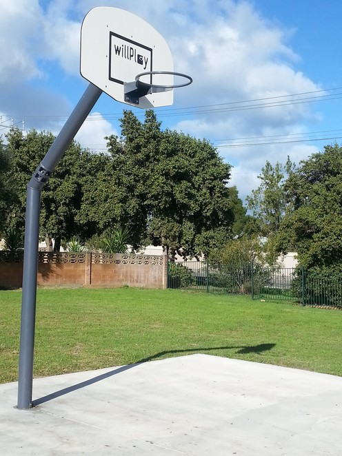 Canopus Reserve Basketball Ring