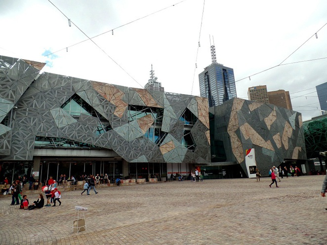 acmi & fed square, melbourne