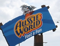 aussie world, theme park, family, sunshine coast