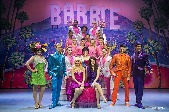 Barbie Live! The Musical in Australia