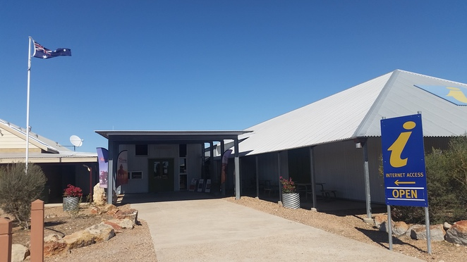 Birdsville,Visitor Information Centre