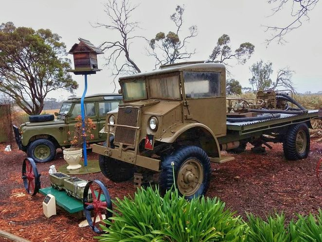 Bublacowie Military Museum, Bublacowie, Military Museum, museum, yorke peninsula, military vehicles, south australia, military, military memorabilia