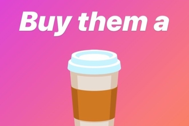 Buy Them A Coffee