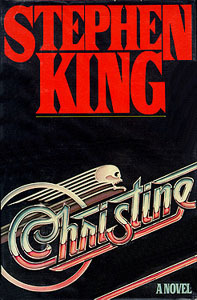 christine, stephen king, book, novel, review