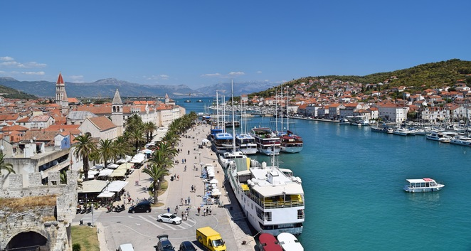 Island Hopping, Dalmatia Plus, Sail and Bike Croatia, Inselhupfen, Cruising Croatia, Zadar, Krka National Park