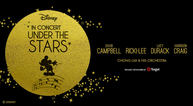 Disney in Concert Under the Stars