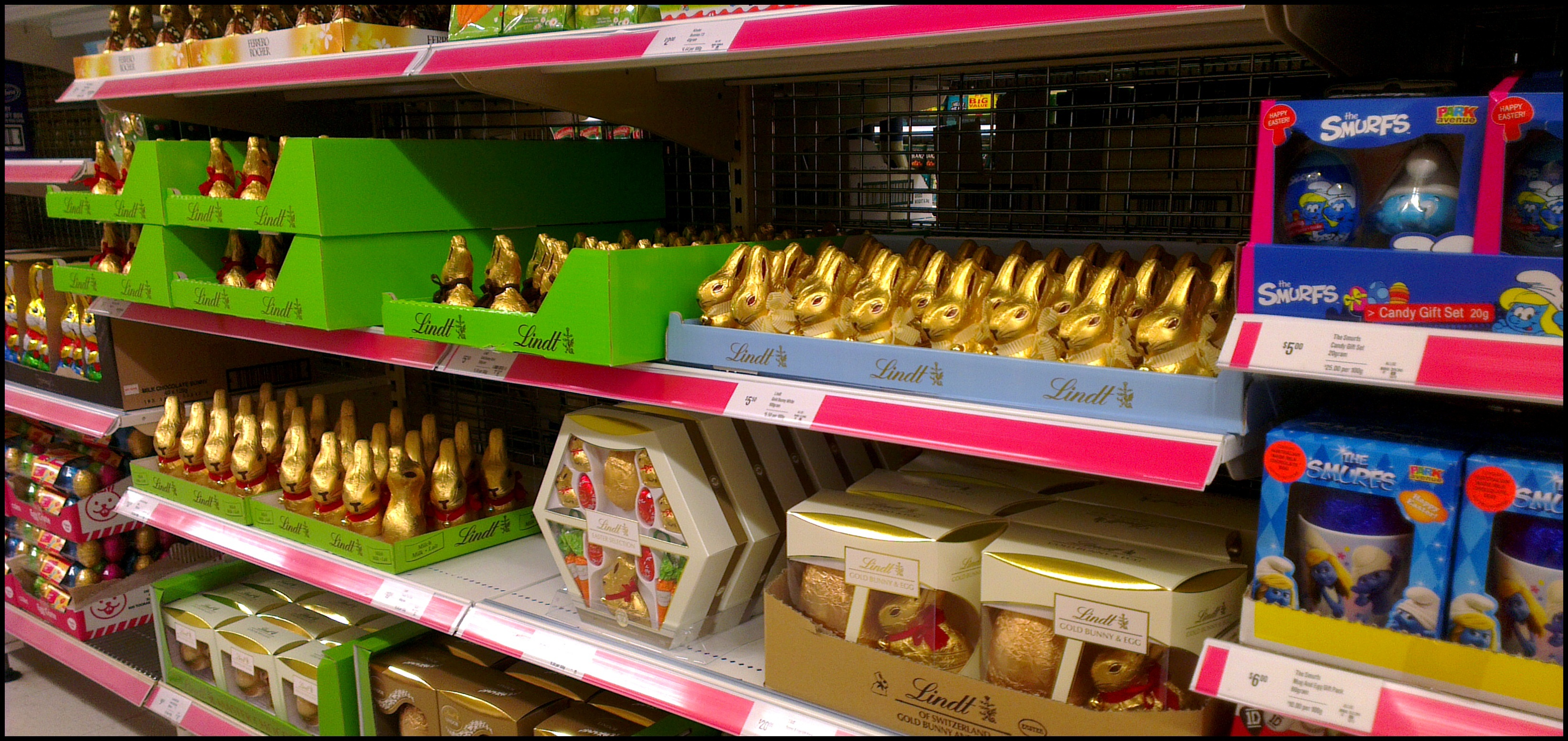 Whats on this easter long weekend in adelaide adelaide easter chocolate easter bunnies easter long weekend easter in adelaide negle Image collections