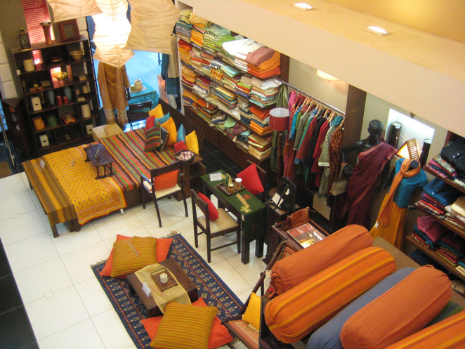Fab In India Commercial Street Bangalore