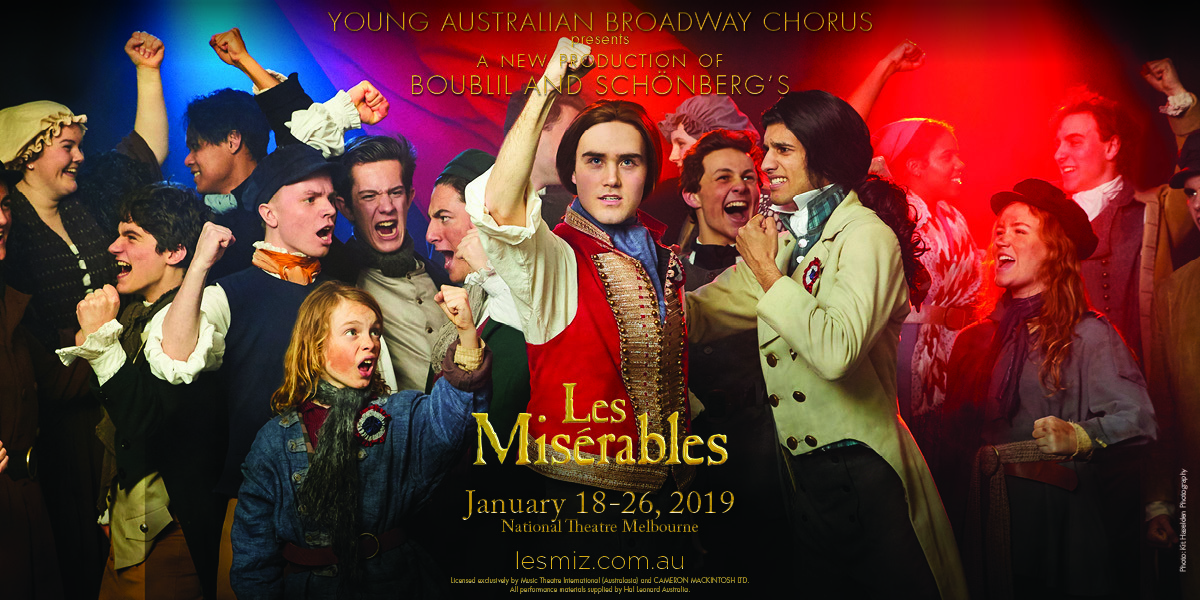 Les miserables musical melbourne