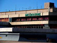 melb airport