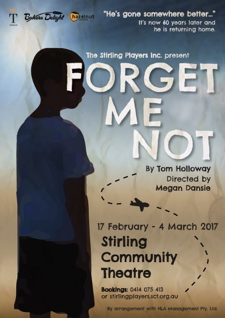 Forget Me Not by The Stirling Players