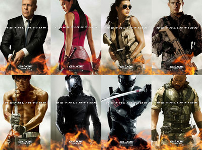 GI Joe: Retaliation (Source: GI Joe: the movie website)