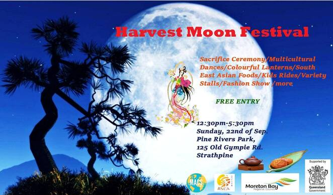 Harvest Moon, Festival, 2019, Strathpine, stalls, multicultural, asian, food, craft, cultural, dancers, entertainment, kid friendly
