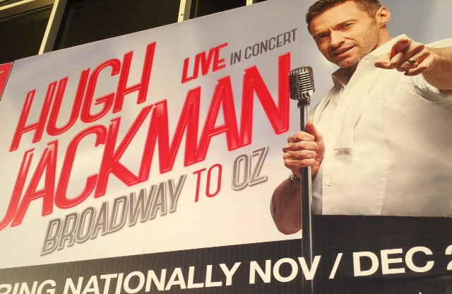 hugh jackman, broadway to oz