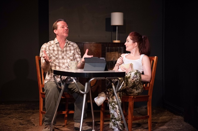 The Realistic Joneses, Will Eno, Clare Hawley, review by Jade Jackson