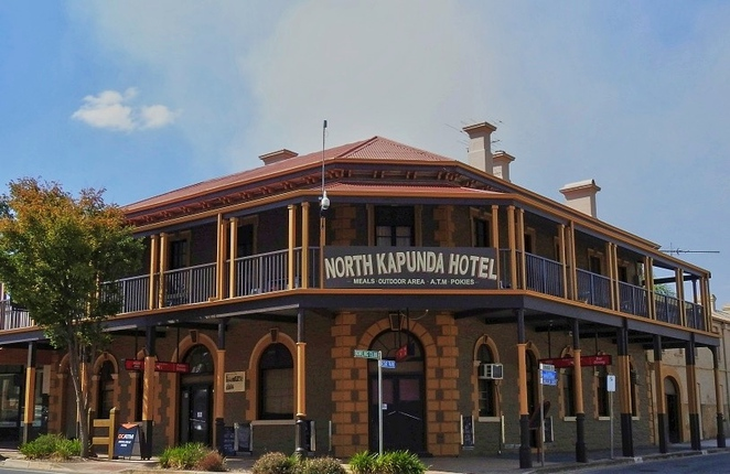 kapunda, kapunda heritage attractions, kapunda museum, kapunda railway station, kapunda railway, heritage buildings, south australia, heritage trail, heritage tourism, north kapunda hotel haunted