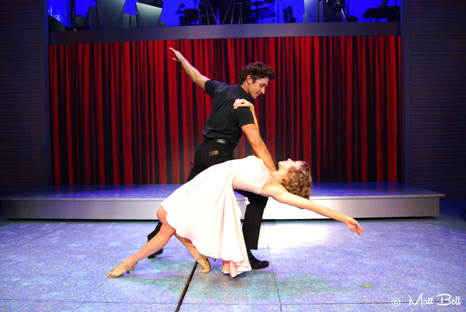 dirty dancing adelaide melbourne