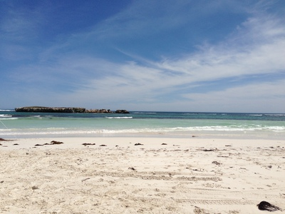 Lancelin - Hopkins St Beach
