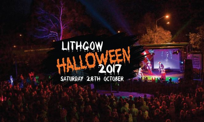 Lithgow Halloween Festival, Halloween, Trick or Treat, Lithgow, Halloween Festival, Blue Mountains Halloween
