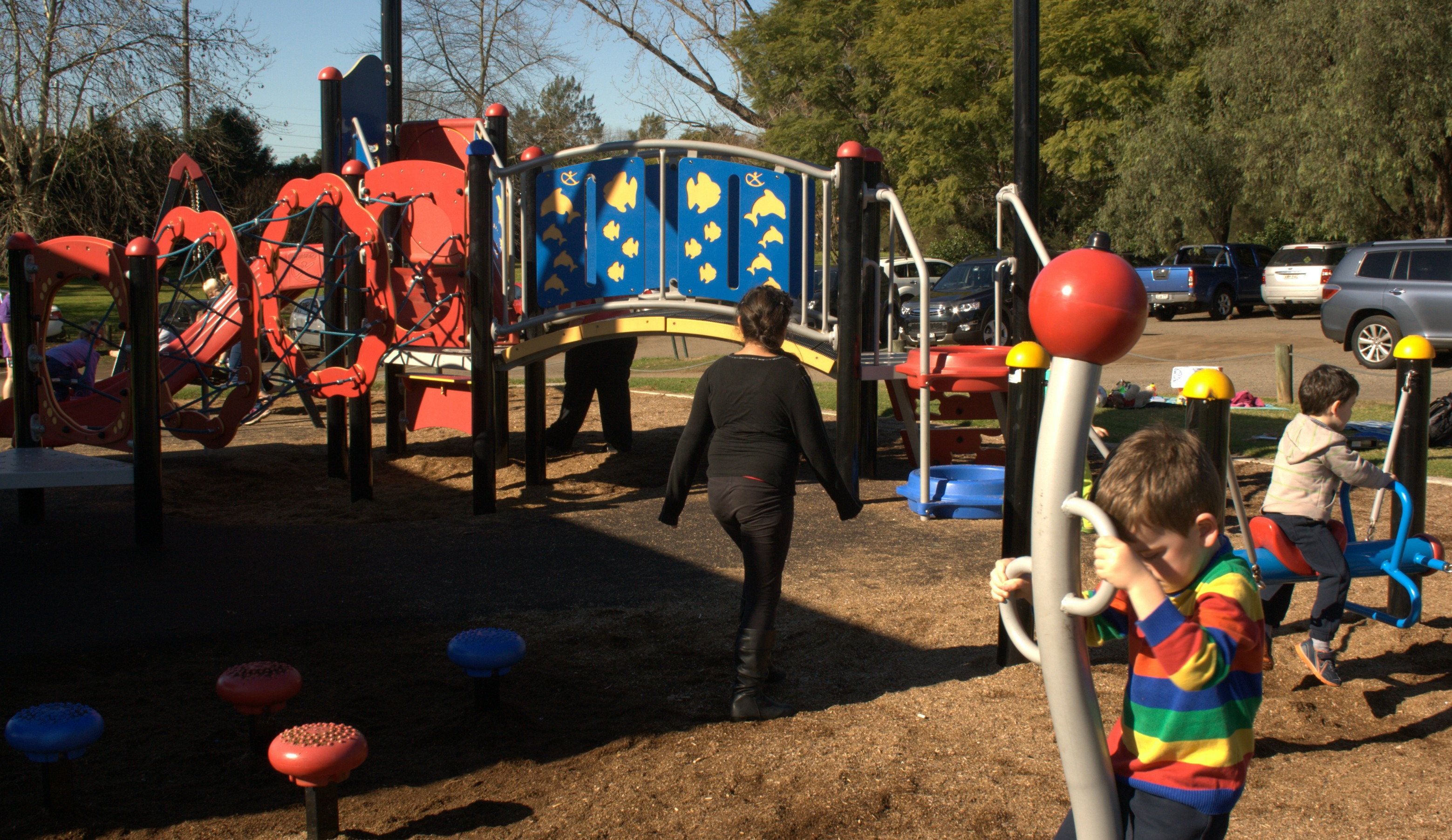 Macquarie Park Windsor Large Image The Playground