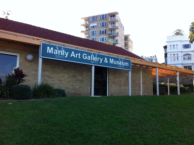 Manly Art Gallery & Museum is within a short walk from Manly Wharf