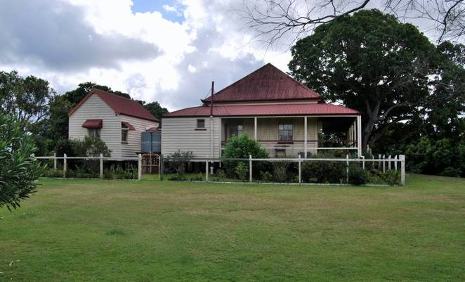 Mayes Cottage, Kingston, historical, museum, village, Logan City