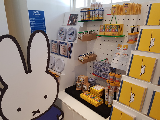 Miffy commercial products,QUT Art Gallery