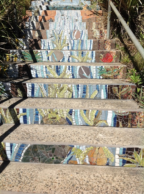Mosaic art, Meadowbank