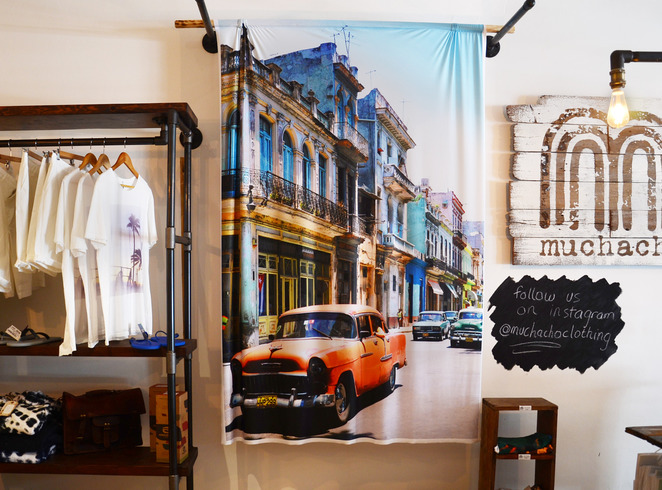 Muchaco clothing stores - pop up in Manly 10% off for Weekend Notes readers