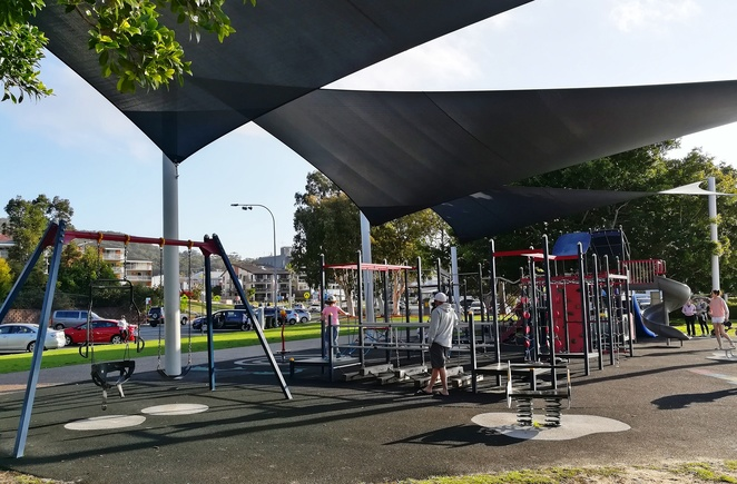 nelson bay playground, nelson bay, port stephens, NSW, playgrounds, parks, kids, children, school holidays, best parks in nelson bay, best playgrounds in nelson bay, bay, swings, toddlers,